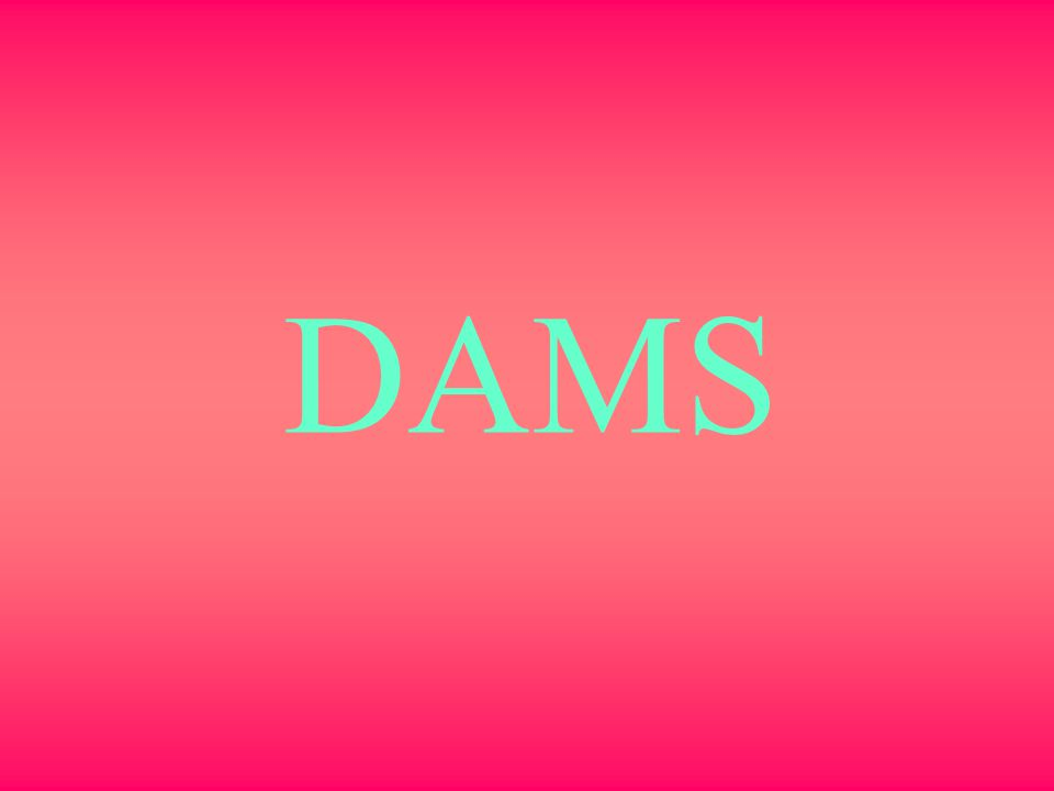 Dams Dam is a solid barrier constructed at a suitable location across a river valley to store flowing water.