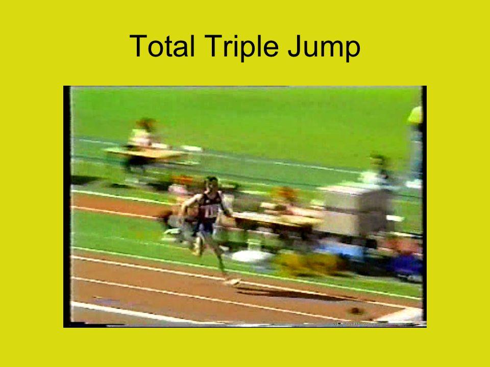 Total Triple Jump