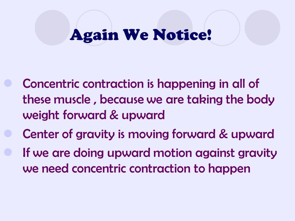 Again We Notice.
