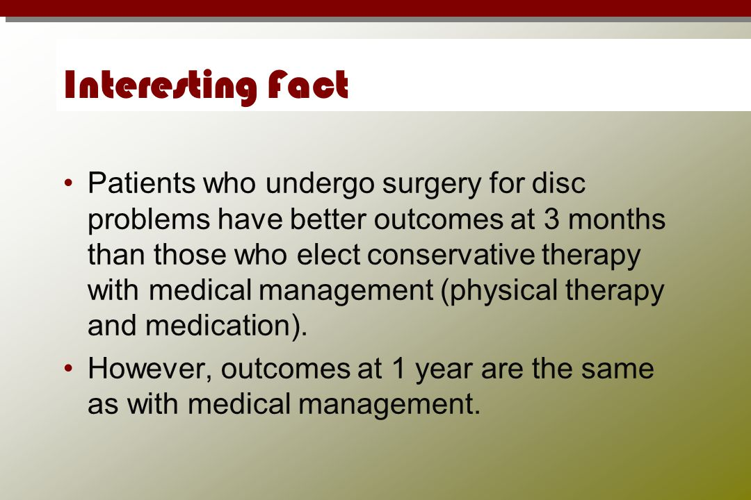 PE: SEATED- NERVE ROOT TESTING Skin testing for sensation to rule out numbness and parasthesias should be performed.