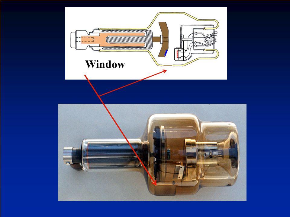 Modern X-ray Tube Window