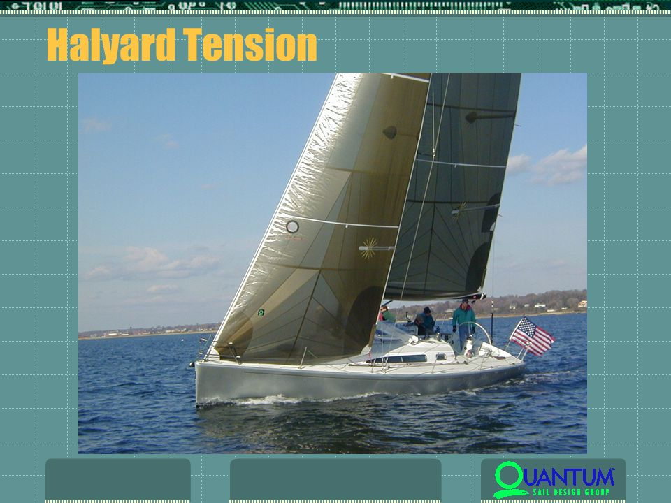 Halyard Tension