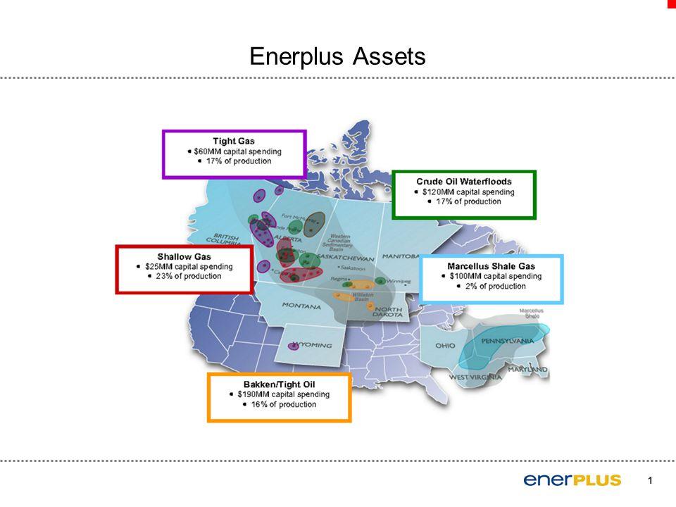 1 Enerplus Assets