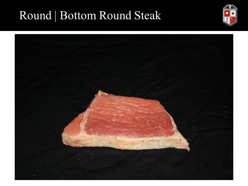 Round | Bottom Round Steak