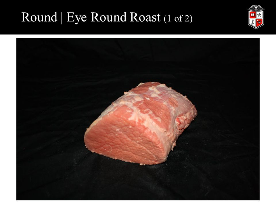 Round | Eye Round Roast (1 of 2)