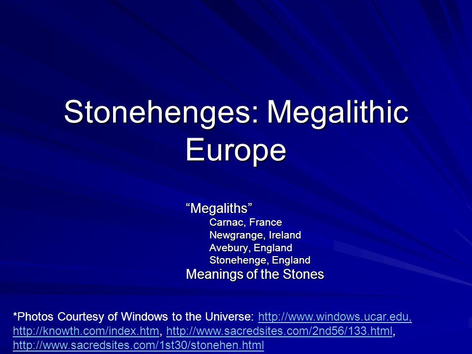 Alignment at Stonehenge