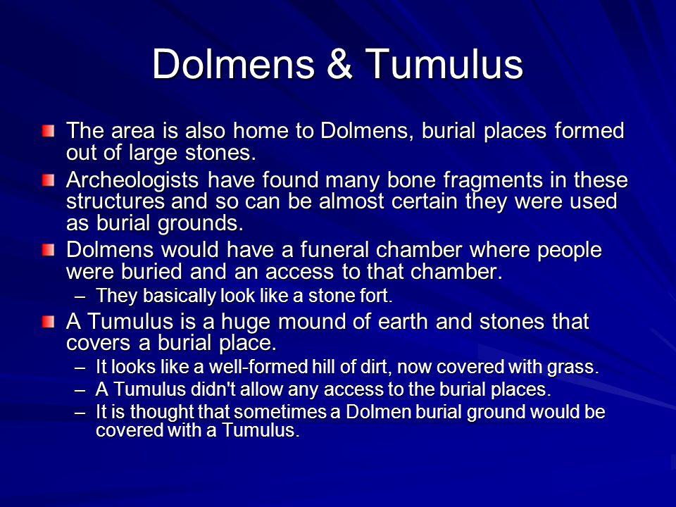 Dolmen Structure Dolmen at Carnac