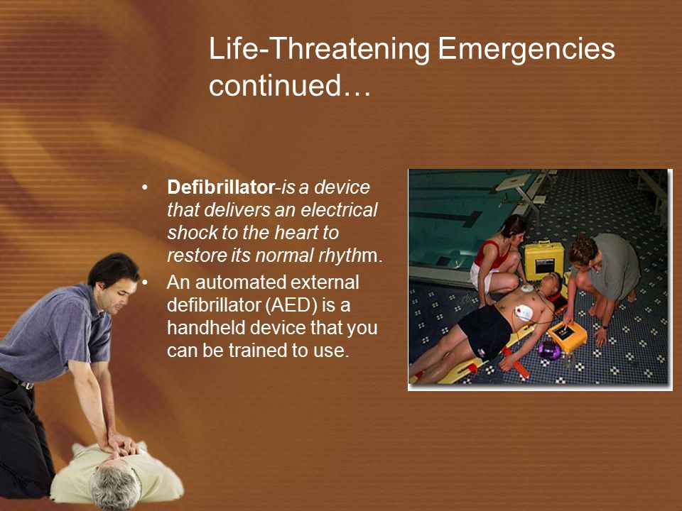 First Aid for Shock When something happens to reduce blood flow throughout the body, limiting the amount of oxygen carried to the cells, shock may occur.