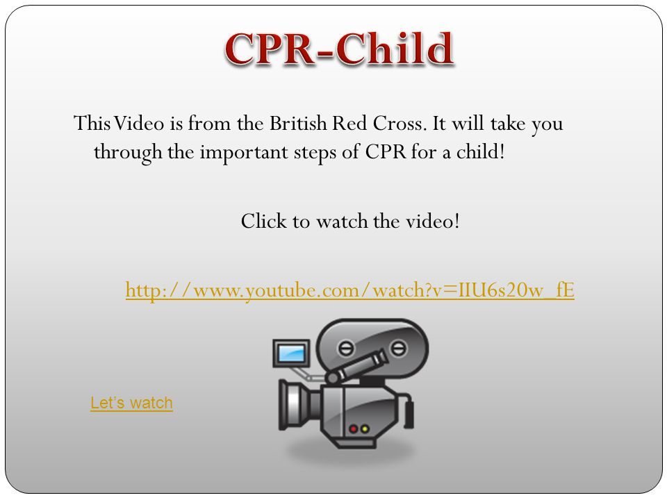 To perform chest compression in children over 1 year of age, Position yourself vertically above the victim's chest with your arm straight, compress th