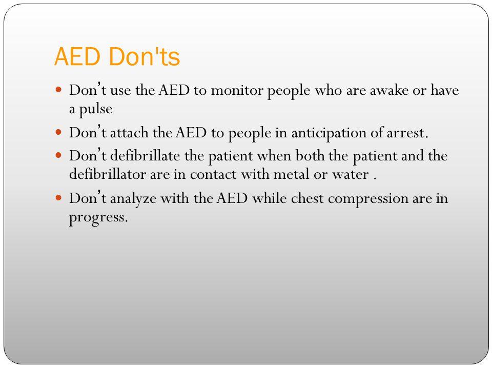 CPR (only) ……………………… 0-2% CPR (only) ……………………… 0-2% EMS/ER …………………… 5-15% EMS/ER …………………… 5-15% CPR + AED …….. 30 - 75% CPR + AED …….. 30 - 75% CPR (o