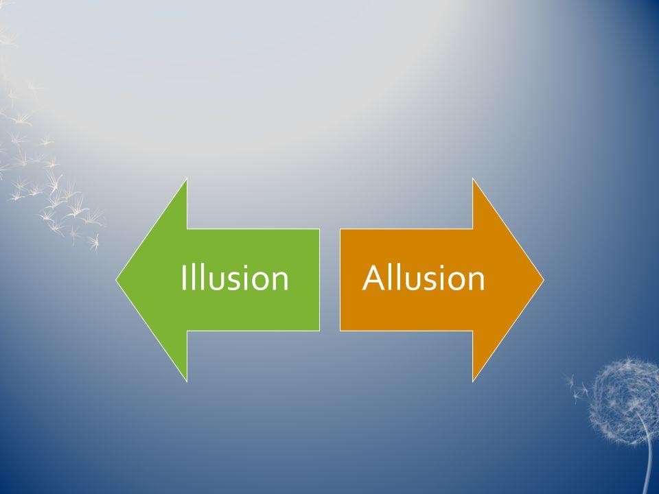 IllusionAllusion