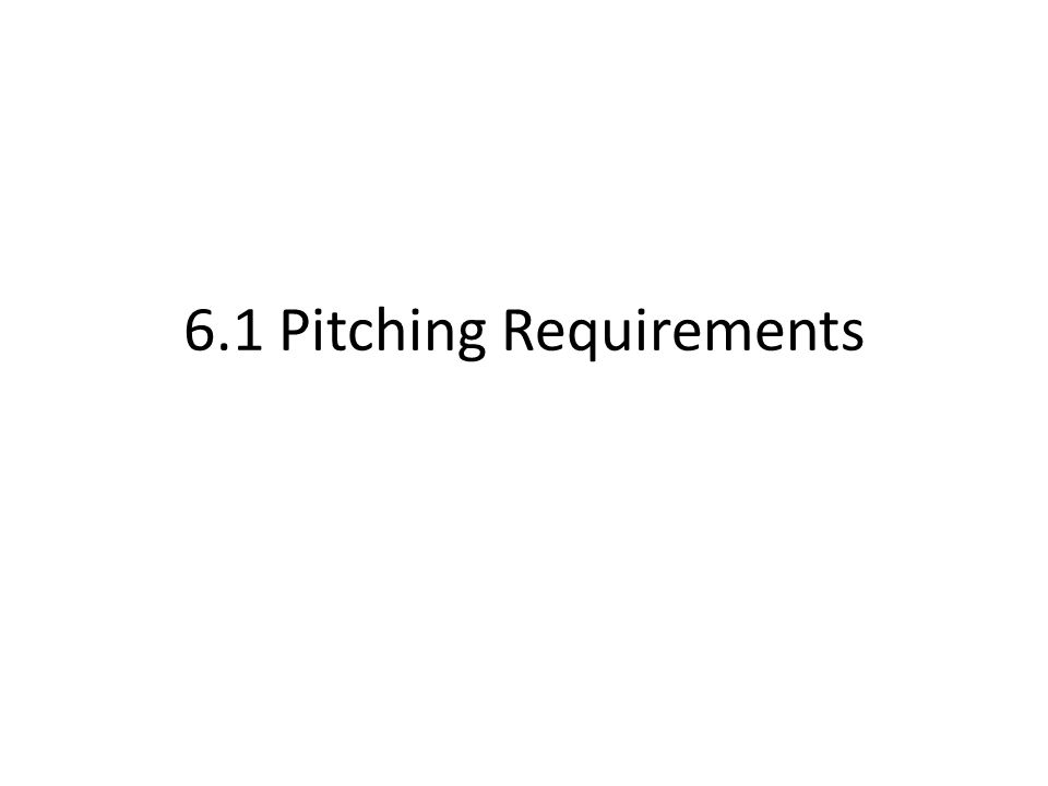 When Do Restrictions on the Pitcher's Movement Begin .