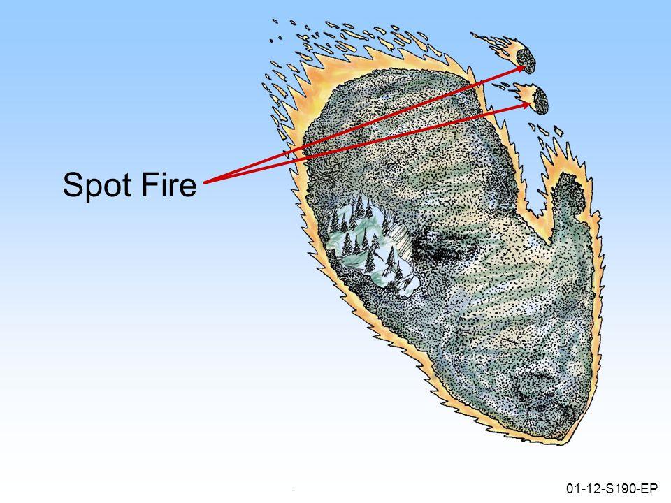 01-12-S190-EP Spot Fire