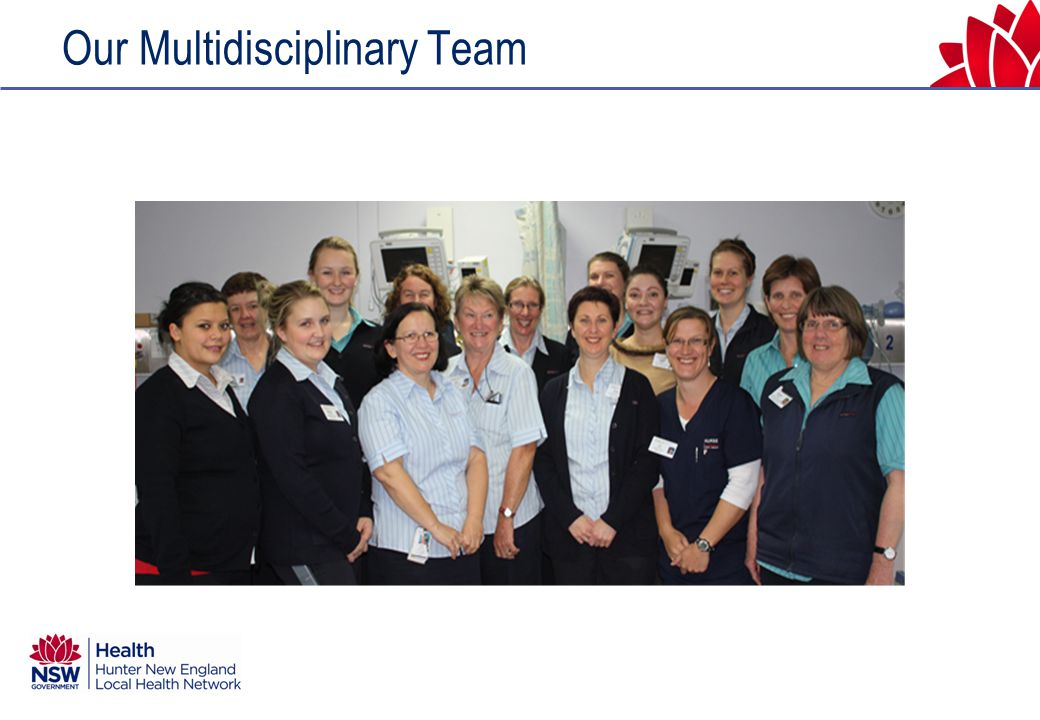 Our Multidisciplinary Team