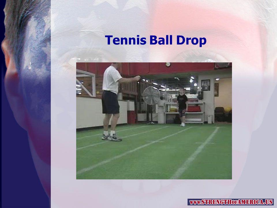 Tennis Ball Drop