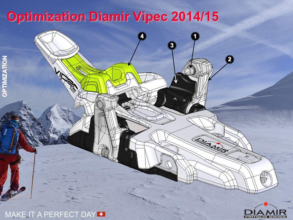 Optimization Diamir Vipec 2014/15 41 3 2 OPTIMIZATION