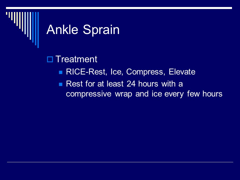 Medial Tibial Stress Syndrome  AKA Shin Splints  A result of tight calves, excessive pronation and an overworked tibialis anterior.