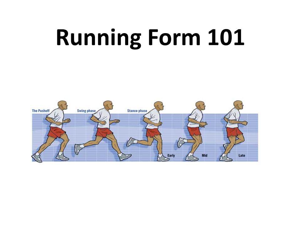 Running Form 101