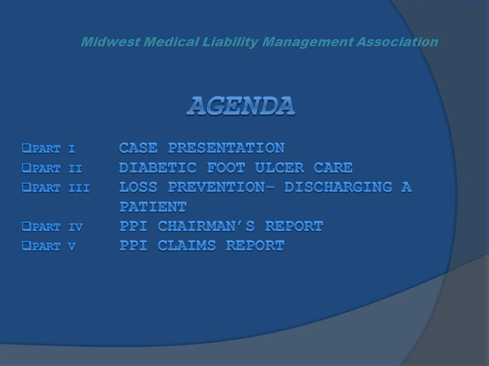 Midwest Medical Liability Management Association