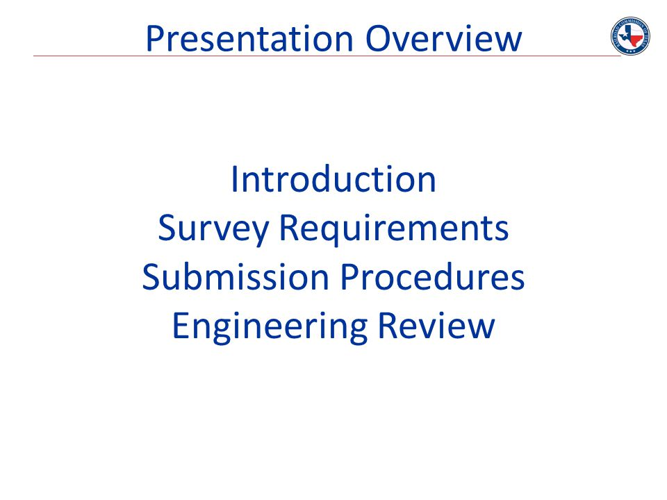 What is a Directional Survey.