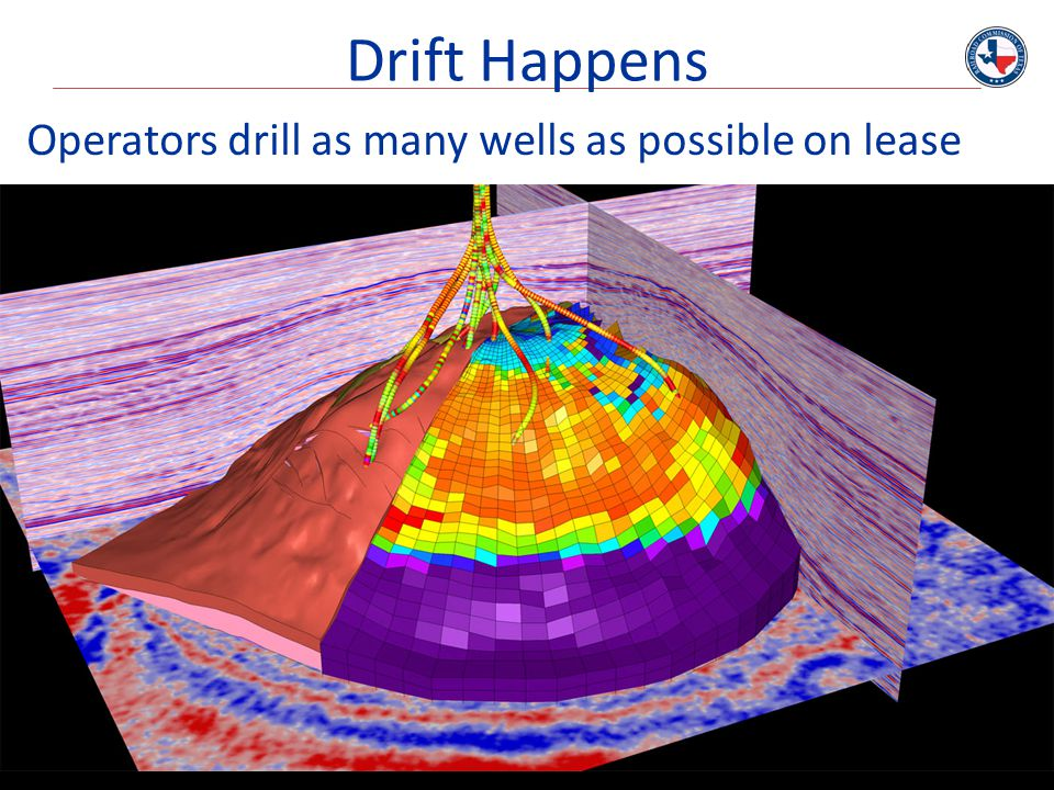 50 RRC will accept specific combinations of surveys that present a complete picture of the entire wellbore.