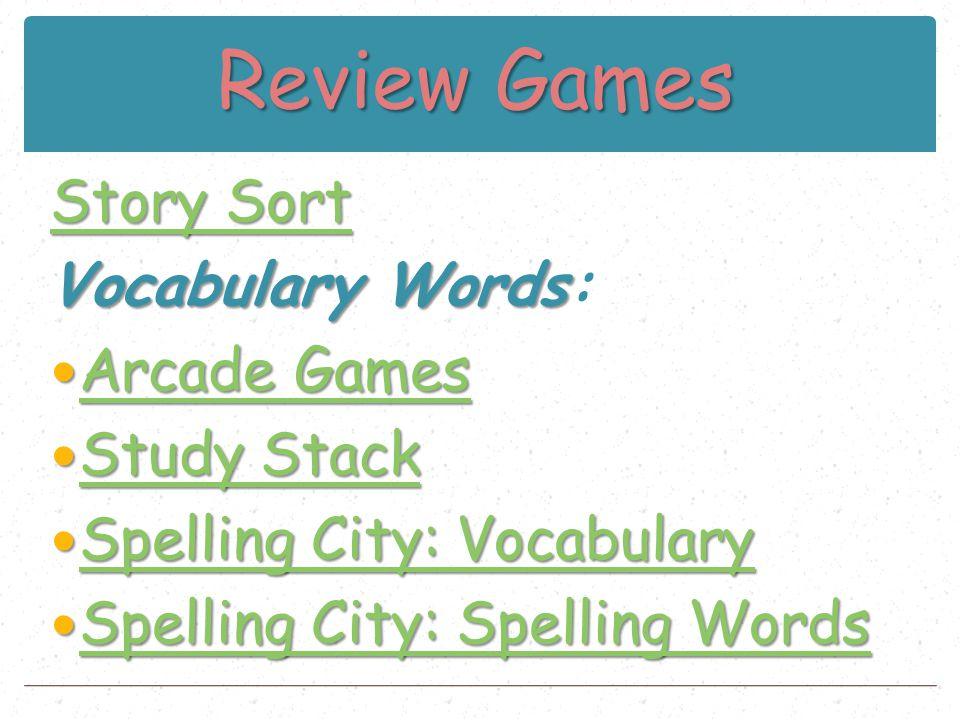 Spelling Words Spelling Words Homophones