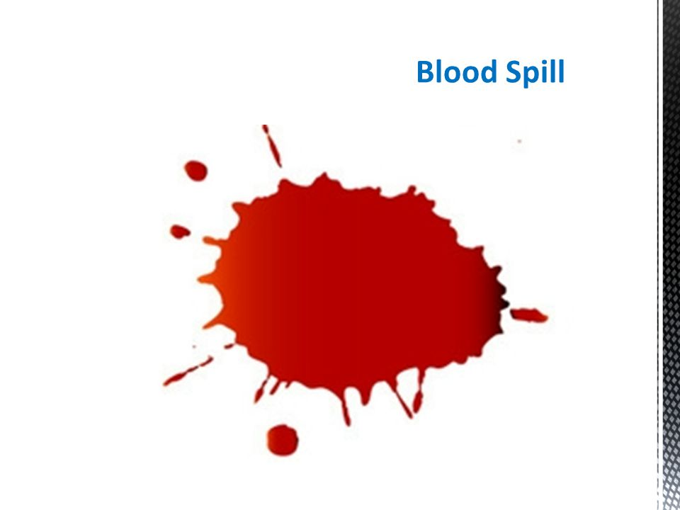 Blood Spill