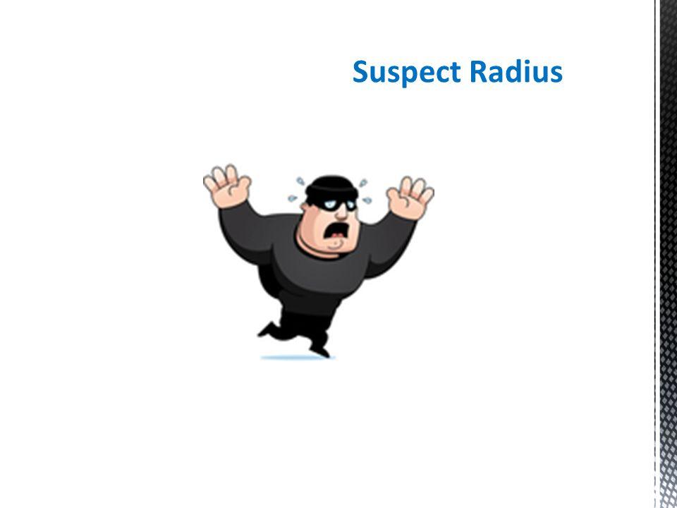 Suspect Radius