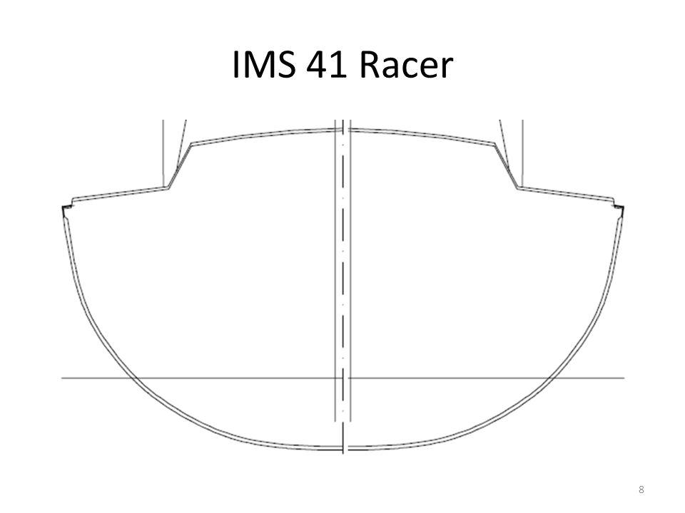 IMS 41 Racer 8
