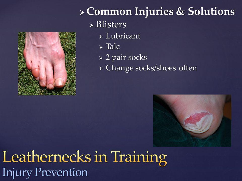  Shin pain  Shorter stride  Modify program/terrain  Stretching  Slow down  New shoes