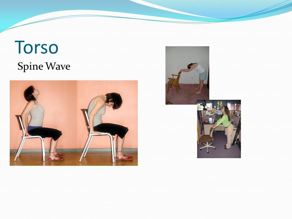 Torso Spine Wave