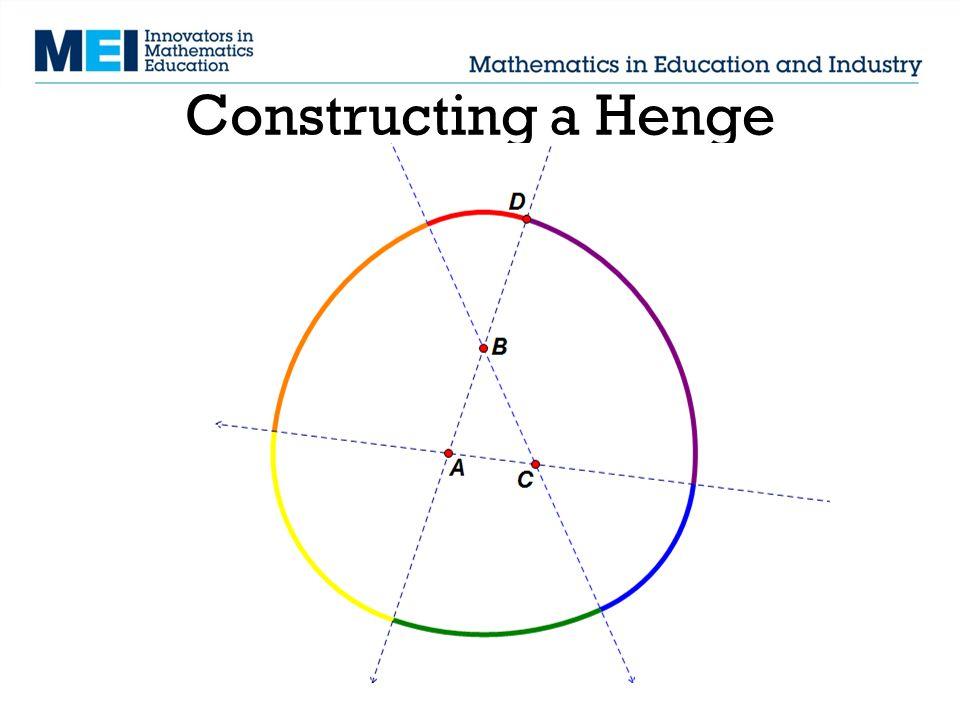 Constructing a Henge
