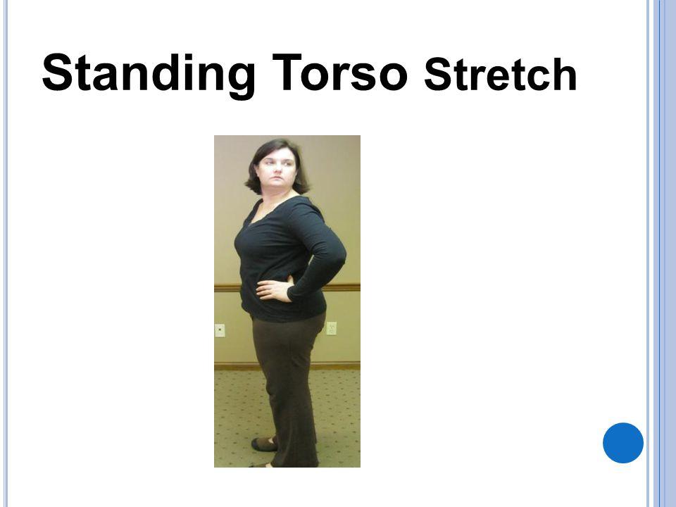Standing Torso Stretch