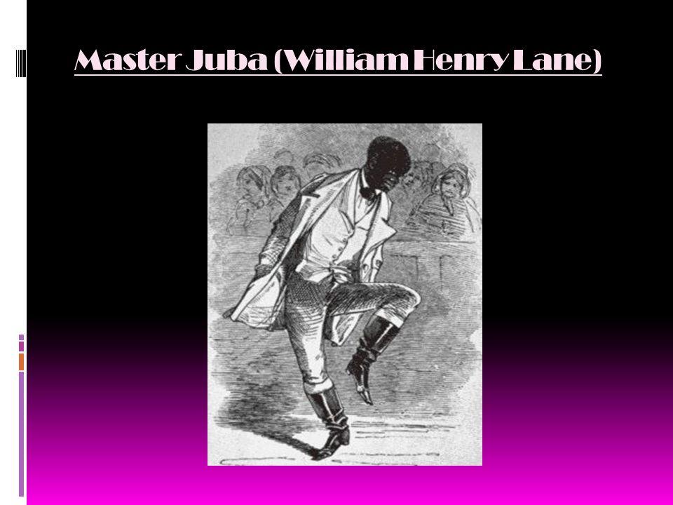 Master Juba (William Henry Lane)