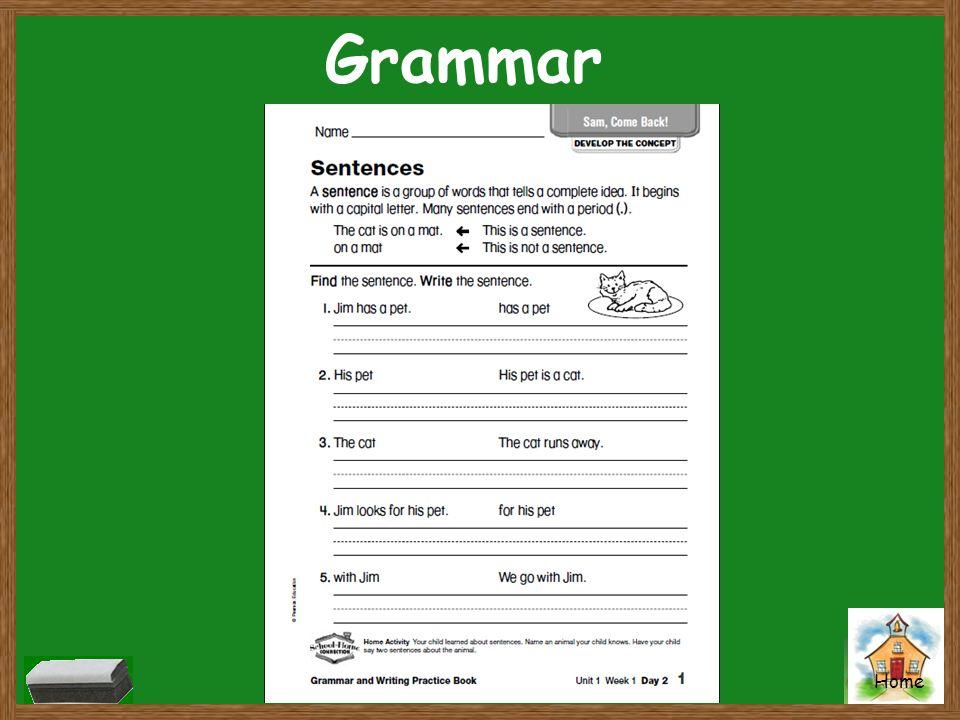 Home Grammar