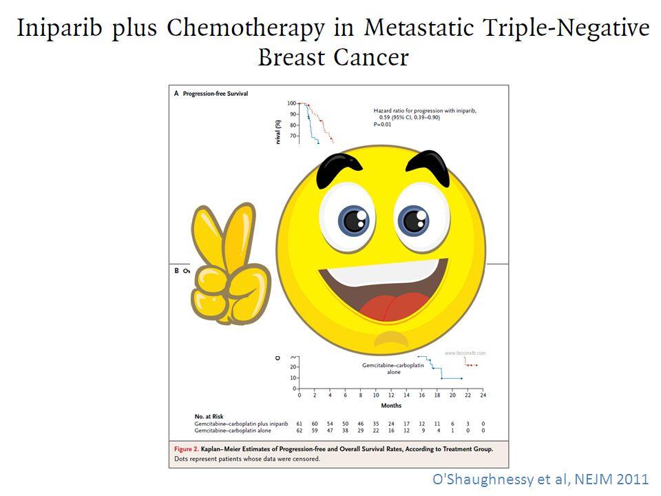 O Shaughnessy et al, NEJM 2011