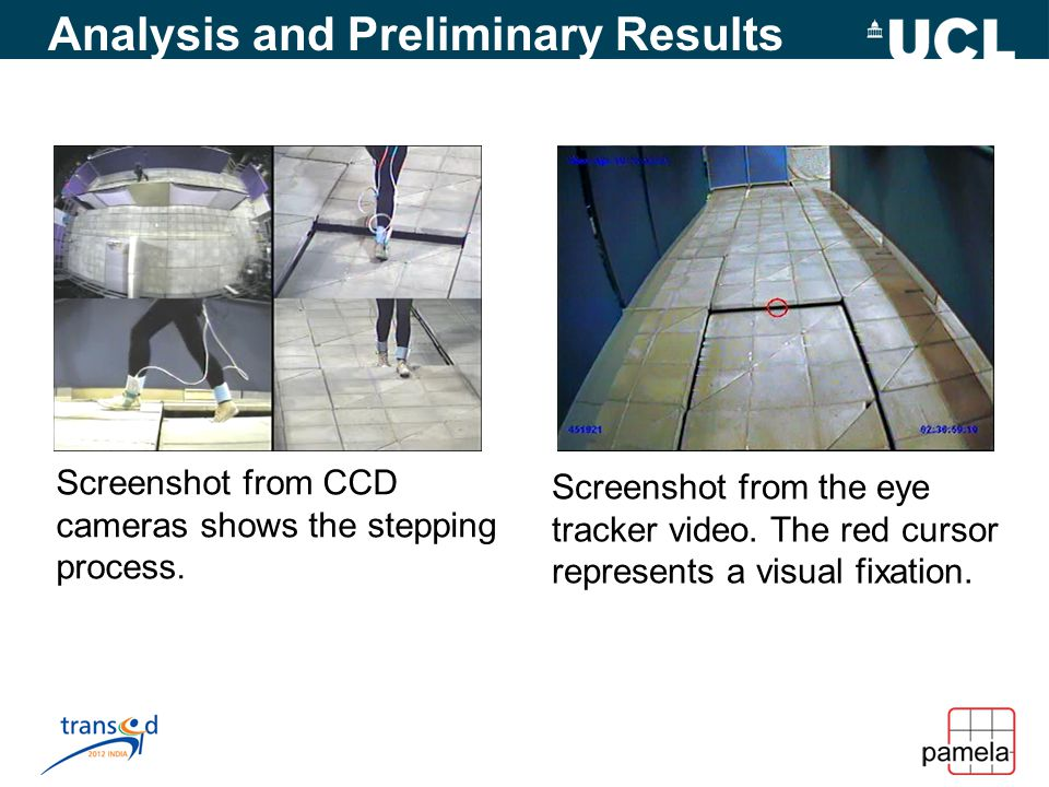 Analysis and Preliminary Results Walking pattern analysed by MATLAB R2012a (The MathWorks, Inc.)