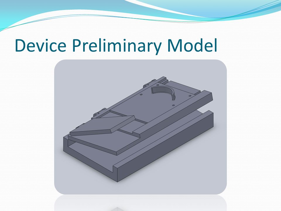 Device Preliminary Model