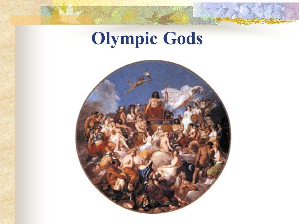 Olympic Gods