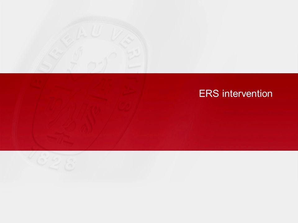 ERS intervention