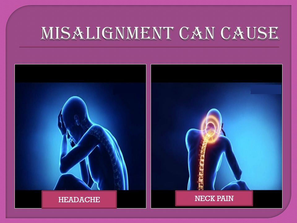 NECK PAIN HEADACHE
