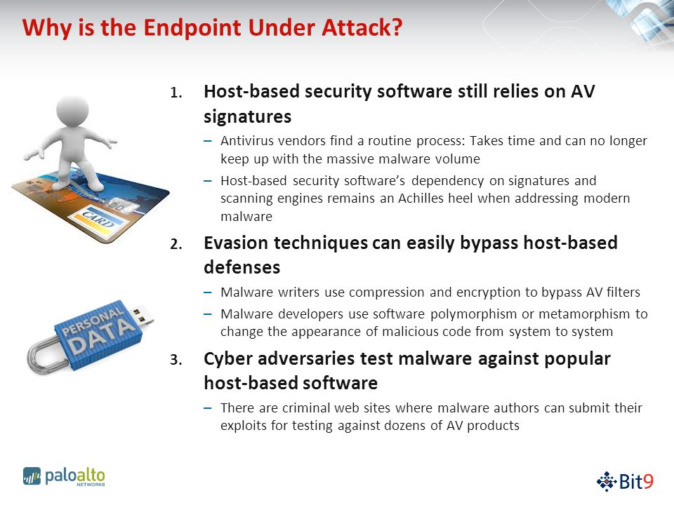 Why is the Endpoint Under Attack. 1.