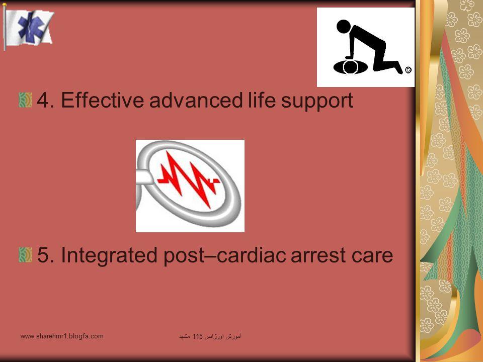 در سال 2010 همزمان با پنجاهمین سالگرد AHAتغییرات نسبتاً زیادی در CPR شکل گرفت www.sharehmr1.blogfa.com آموزش اورژانس 115 مشهد