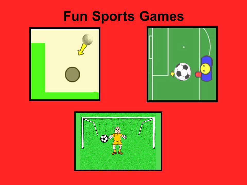 Fun Sports Games