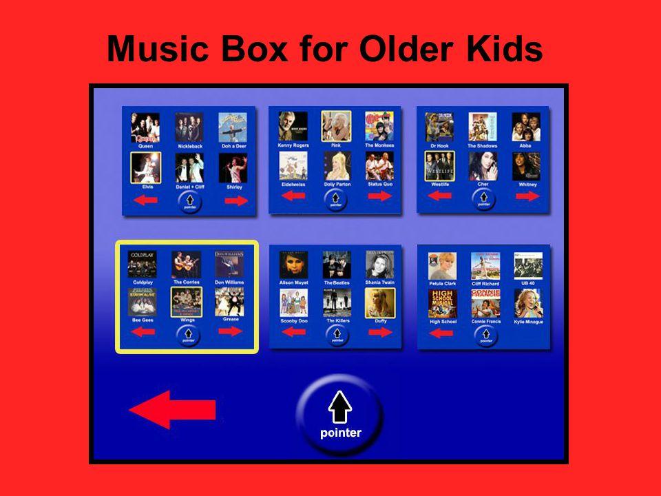 Music Box for Older Kids