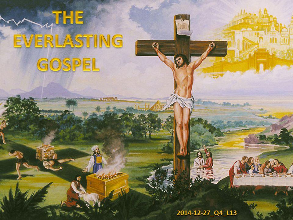 How did people before Jesus understand the Gospel.