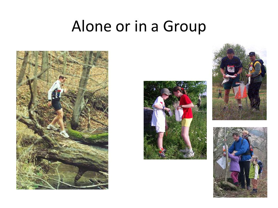 Rough vs Fine Orienteering Rough General knowledge of loaction Usually a high rate of speed.