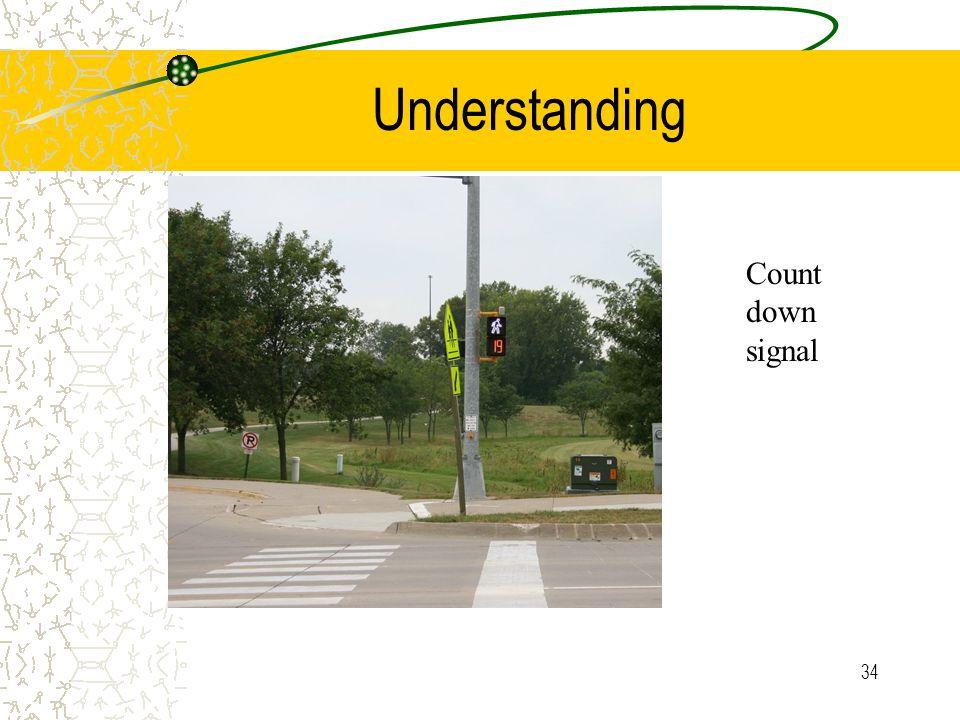 33 Understanding Flashing DON'T WALK