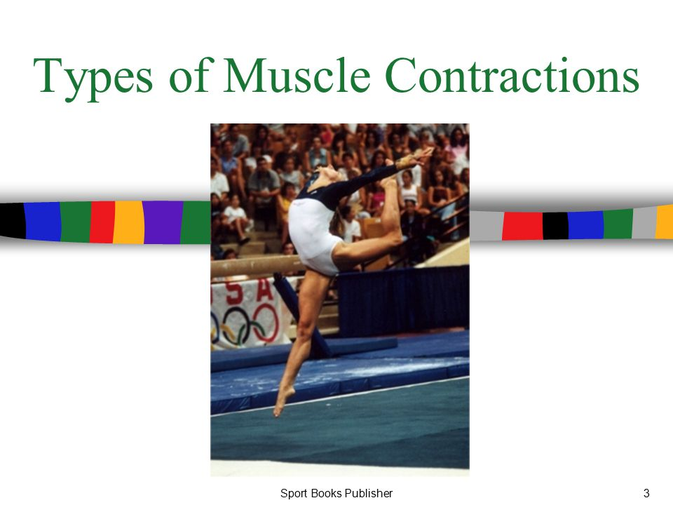 Sport Books Publisher14 Activities Requiring Sub-Maximal Static Muscle Tension