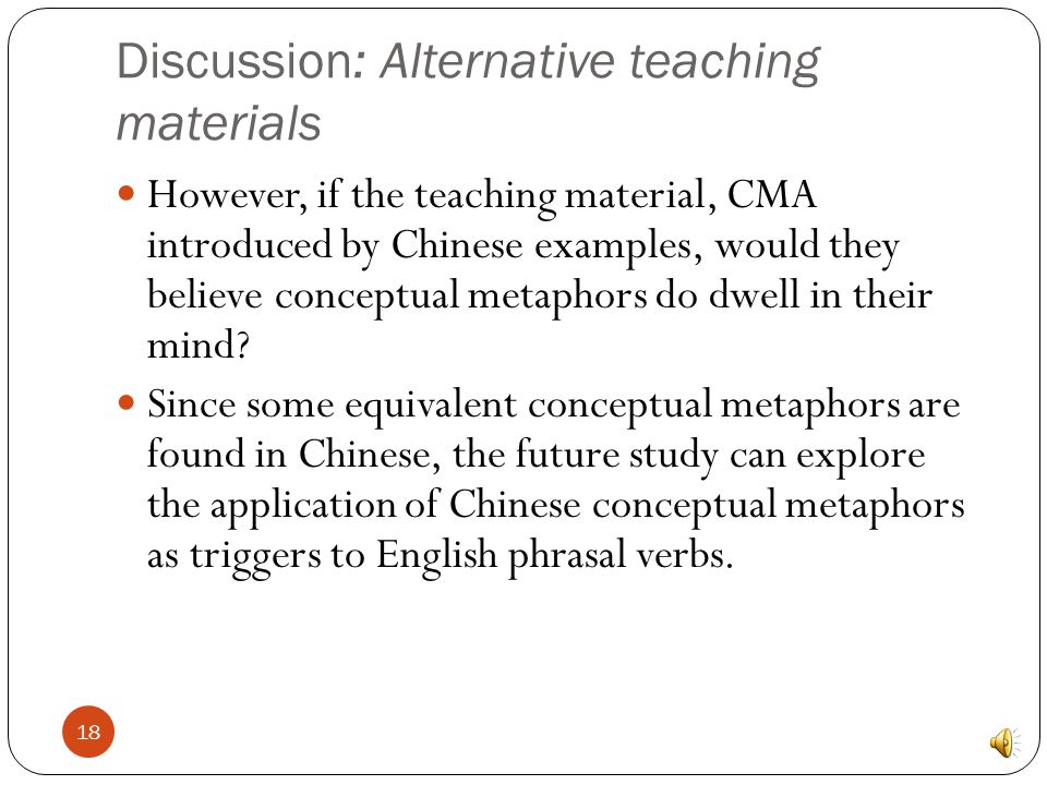 However, although the result shows experimental group outperformed, learners' self-reports question the teaching method.